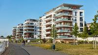 Modernes Appartementhaus in Köln als Immobilie