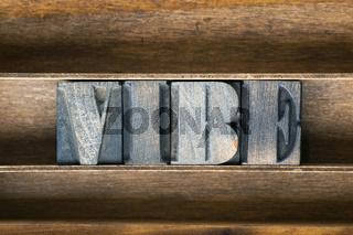 vibe wooden tray