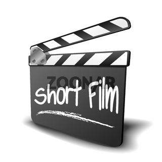 Clapper Board Short Film