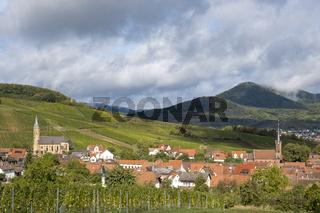Weinort Birkweiler, Südpfalz