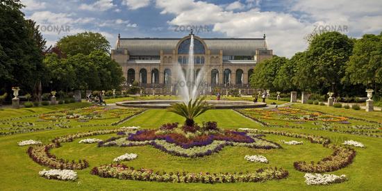 Flora, botanical garden, Cologne, Rhineland, North Rhine-Westphalia, Germany, Europe