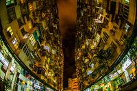 Hong Kong apartment high-rise apartment (Quarry Bay)