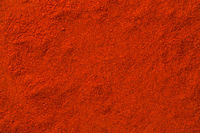 Cayenne Pepper Powder Background