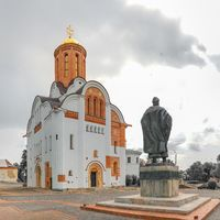 Georgiyivska Church in Bila Tserkva, Ukraine