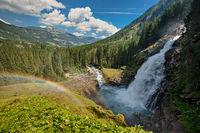 Krimmler waterfalls