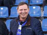 former soccer referee Bernd Heynemann
