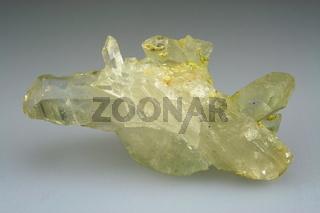 Bergkristall aus Tirol