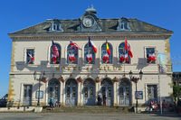 Town Hall, Honfleur / France