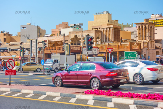 Dubai Spice Market at Deira