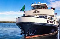 Excursion boat Haven Oudeschild