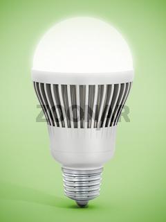 Energy saving LED lightbulb