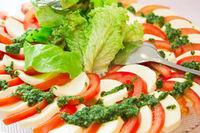 Tomatos Mozzarella