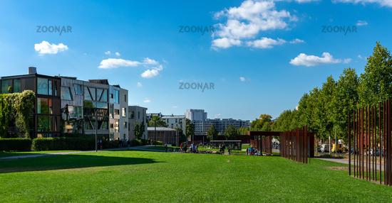 Immobilie am ehemaligen Grenzstreifen in Berlin