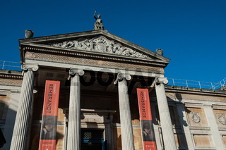 The Ashmolean Museum, Oxford, England