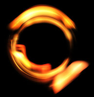 Heated ring
