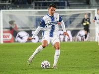 German footballer Maximilian Franzke 1st FC Magdeburg DFB 3rd league season 2020-21