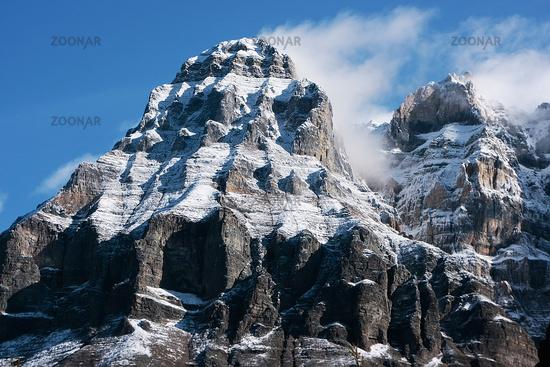 Mount Huber and Opabin Plateau, Yoho National Park