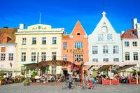 People Old Town restaurants Tallinn