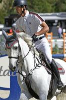 Horse Jumping Class S* in Darmstadt Kranichstein with Martin Reznicek