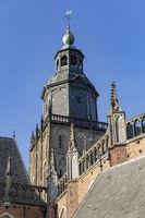 Church in Zutphen Netherlands