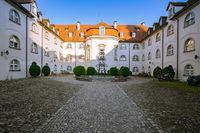 Courtyard in Lindau