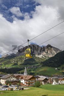 Corvara in Badia. South Tyrol. Italy