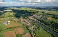 Trennfeld and Homburg, District Main Spessart