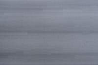 Gray corrugated Metal Sheet Silver Gray Wall Background