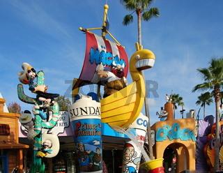 Universal Studios Orlando, Florida