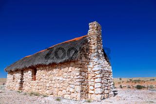 Museum Auchterlonie im Kgalagadi-Transfrontier-Nationalpark, Südafrika | Museum Auchterlonie at Kgalagadi Transfrontier National Park, South Africa