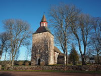 St. Mary's Church, Saltvik, Aland, Finland