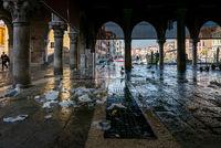 Fischmarkt Venedig
