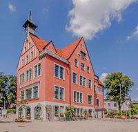 Town Hall  Lindenberg i. Allgäu