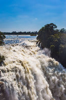 Famous Victoria Falls