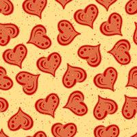 Valentine Hearts, Seamless