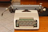 Mechanical Typewritter