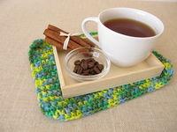 Coffee Chai - tea with coffee and cinnamon