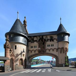Das Brückentor in Traben-Trabach