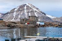 Ny-Alesund, Sptsbergen, Norway