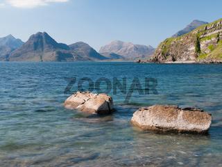 Schottische Landschaft - Isle of Skye