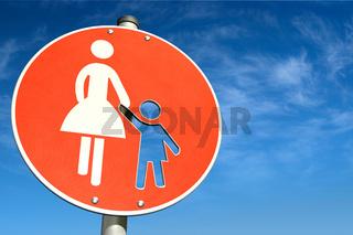 Mutter ohne Kind