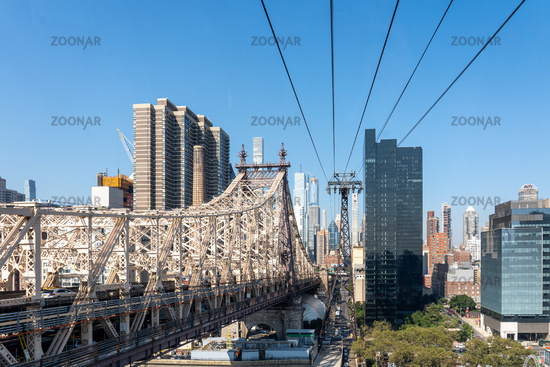 Queensboro Bridge and Tramway