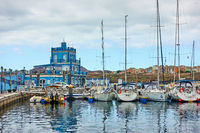 Marina del Sur in Las Galletas