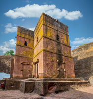 Church of Saint George, Lalibela Ethiopia