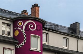 Fassadenverzierung