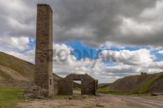 Old Gang Smeltmill, North Yorkshire, UK