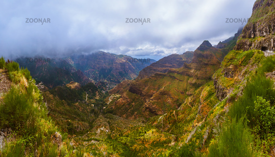 Mountain view - Madeira Portugal