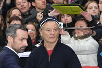 Bill Murray visits Berlin to promote Monuments Men