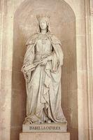 Isabel the Catholic - Madrid