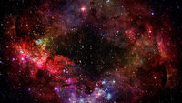 Universe background stars. Elements of this image furnished by NASA